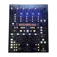 ベリンガー(BEHRINGER) DDM4000 DJミキサー 中古品 画像