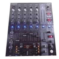 ベリンガー(BEHRINGER) DJX750 5Ch DJミキサー 動作確認済み 美品 画像