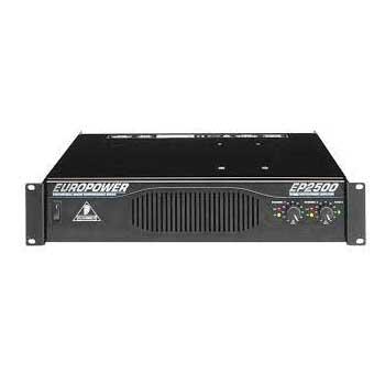 PAパワーアンプ EP2500 画像