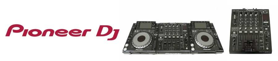 PIONEER(パイオニア) DJ CDJ-2000NXS CDJ DJM-900NXS nexus CDJ マルチプレイヤー ミキサー セット 中古品 画像