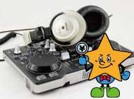 DJ機器メンテナンス画像