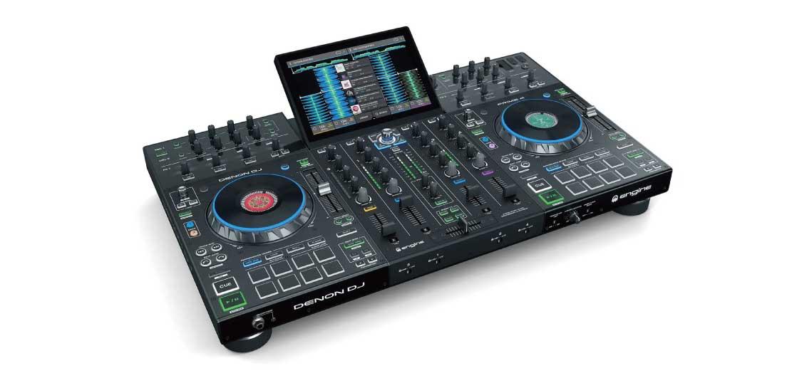 DJシステム(オールインワン)とは 画像