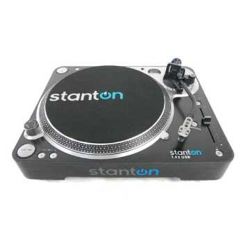 Stanton T.92USB DJ ターンテーブル レコードプレーヤー 画像