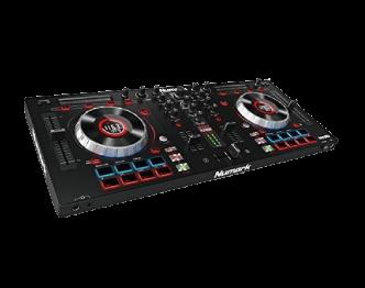 Mixtrack Platinum 新品 画像