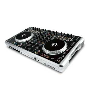 N4 DJコントローラ 画像