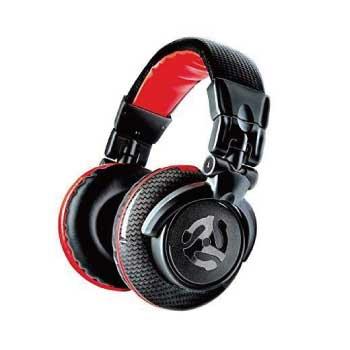 DJヘッドホン Red Wave Carbon 画像
