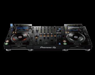 CDJ2000NXS2 2台 DJM900NXS2 3点セット 中古品 画像