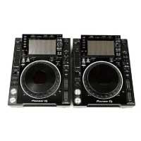 DJプレーヤー CDJ-2000NXS2 ペア 画像