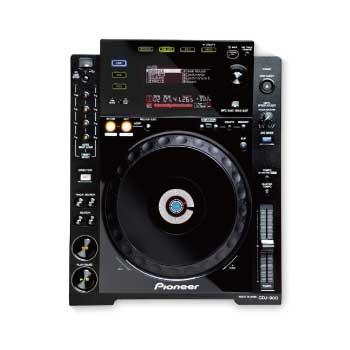 Professional multi player DJ CDJ-900 画像