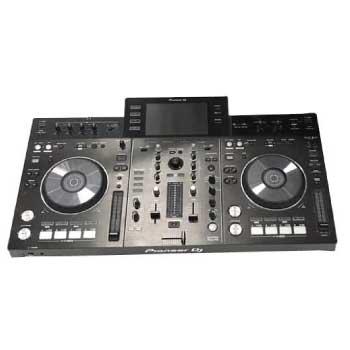 XDJ-RX DJコントローラー PCDJ 画像