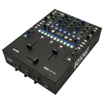 Sixty-Two DJ Mixer 画像