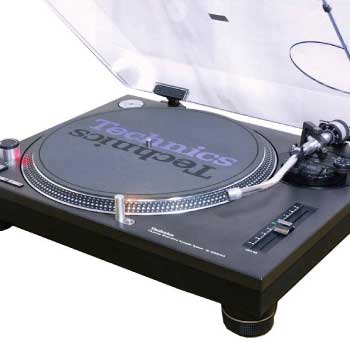 SL-1200MK3 ダイレクトドライブ レコードプレーヤー 画像