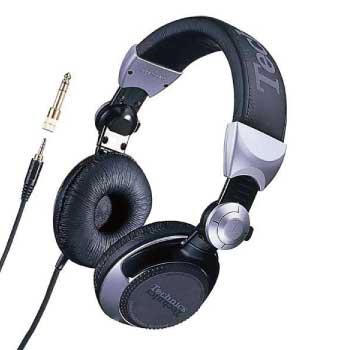 密閉型ヘッドホン RP-DJ1200 画像