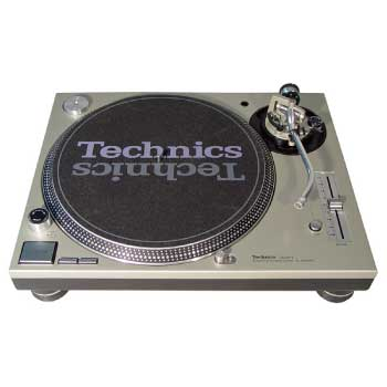 TECHNICS(テクニクス) ターンテーブル SL-1200 MK5G画像