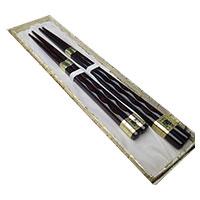 会津塗 箸 箸置き 6膳セット画像