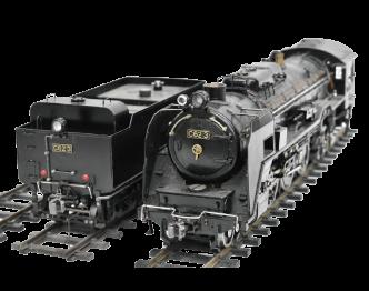 Aster Hobby ライブスチーム 1番ゲージ Gゲージ C62 3号機 蒸気機関車 中古品 画像