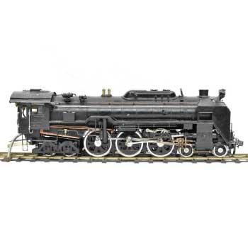Aster Hobby ライブスチーム 1番ゲージ Gゲージ C62 3号機 蒸気機関車 鉄道模型 線路付 画像
