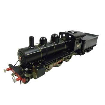 1番ゲージライブスチーム 8550/石炭車両 アルコール焚き 蒸気機関車 画像