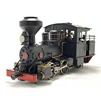鉄道模型 アスターホビー 1番ゲージ BALDWIN B1 REAR TANK画像