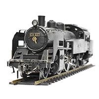 鉄道模型 アスターホビー C11 277 1番ゲージ Gゲージ 蒸気機関車画像