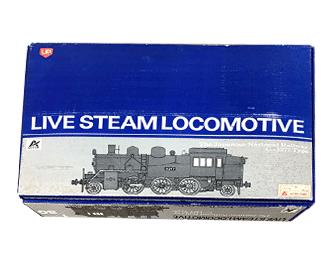 アスターホビー LIVE STEAM LOCOMOTIVE C-1277画像
