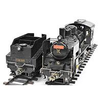 鉄道模型 Aster Hobby アスターホビー ライブスチーム C56 160 1番ゲージ 蒸気機関車画像