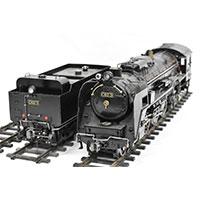 鉄道模型 Aster Hobby アスターホビー ライブスチーム C62 3号機 1番ゲージ Gゲージ画像