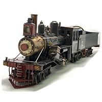 鉄道模型 アスターホビー 1番ゲージ CLIMAX クライマックス 歯車式機関車画像