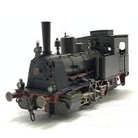 鉄道模型 アスターホビー 1番ゲージ プロイセン帝国鉄道 KPEV T3(K.P.E.V. T3)画像