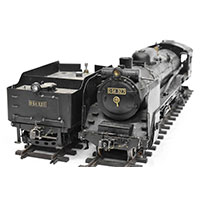 鉄道模型 Aster Hobby アスターホビー ライブスチーム P51 327 1番ゲージ Gゲージ画像