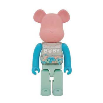 My first Be@rbrick G.I.D. Ver. 1000% 画像
