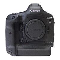 キャノン EOS-1D X Mark II 一眼レフカメラ画像