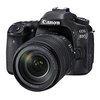 キャノン EOS 80D EF-S18-135 IS USM レンズキット画像