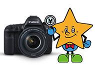 キヤノンのカメラ査定は買取スターへお任せください画像