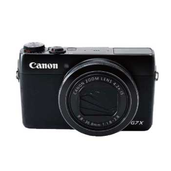 Canon パワーショット G7X 画像