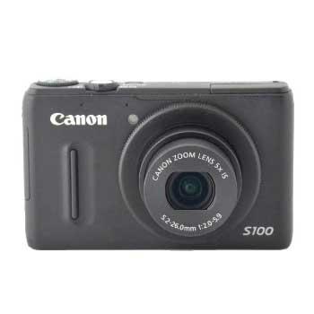 Canon PowerShot S100 画像