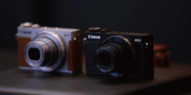 キヤノン(Canon)デジタルカメラとは 画像