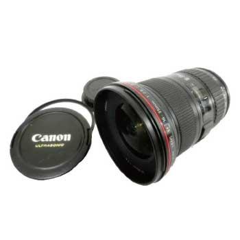 CANON ZOOM LENS EF 16-35mm 1:2.8 L Ⅱ USM ULTRASONIC カメラ用 交換レンズ 画像