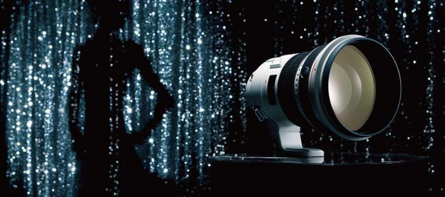 キャノン(Canon)レンズとは 画像