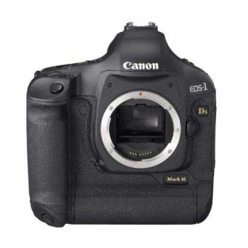 Canon デジタル一眼レフカメラ EOS 1Ds MarkIII ボディ 画像