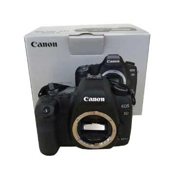 Canon デジタル一眼レフカメラ EOS 5D Mark II ボディ 画像