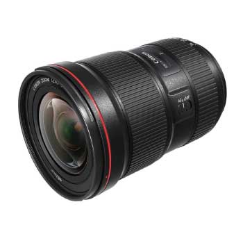 一眼レフ カメラ用(オートフォーカス)広角ズームレンズ EF16-35mm F2.8 L III USM 画像