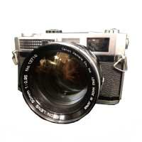キャノン(Canon) Canon7 50mm f0.95 レア ドリームレンズ 中古品 画像