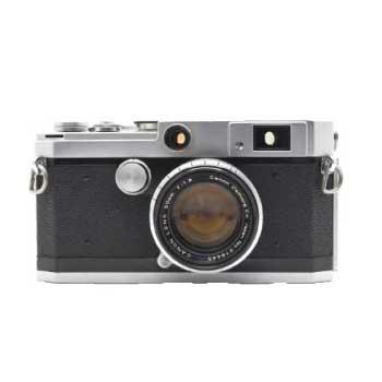 Canon キヤノン Canon L1型 + 50mm F1.8 標準単焦点レンズ 中古品 画像