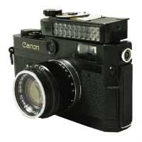 キャノン(Canon) レンジファインダーカメラ 50mm F1.8 ジャンク品 画像