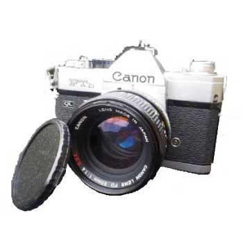 キヤノンFTb 一眼レフ クラシックカメラ Canon 中古品 画像