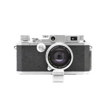 Canon キヤノン IV S型 (4S) 50mm F1.8 レンジファインダーカメラ 中古品 画像