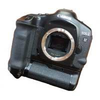 キャノン(Canon) EOS-1v HS ボディ 良品 画像
