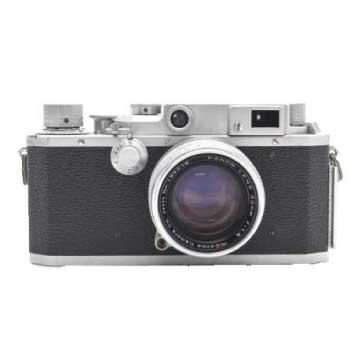 Canon キヤノン IV Sb型 (4Sb) + 50mm F1.8 Lマウント 中古品 画像