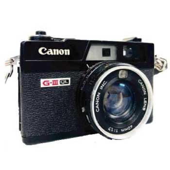 Canon Canonet QL17 G-III 40mm 1:1:7 キヤノン キャノネット 中古品 画像